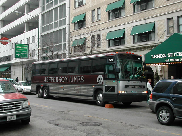 Lincoln Bus Lines Tours